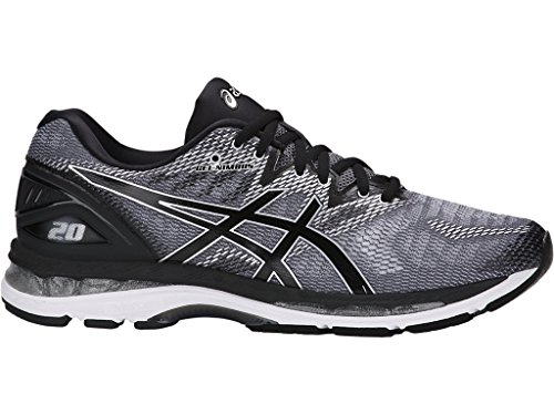 SILVER 20 Mens D CARBON Asics Nimbus Shoes Running 9790 Gel BLACK qvxEBwfH
