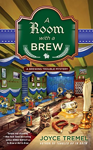 A Room with a Brew (A Brewing Trouble Mystery)