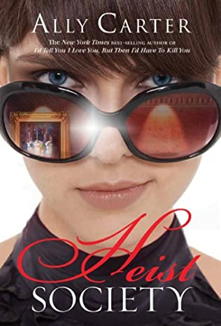 book cover of Heist Society