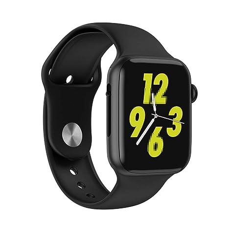 Amazon.com: QINYONGFENG Bluetooth Smart Watch Heart Rate ...