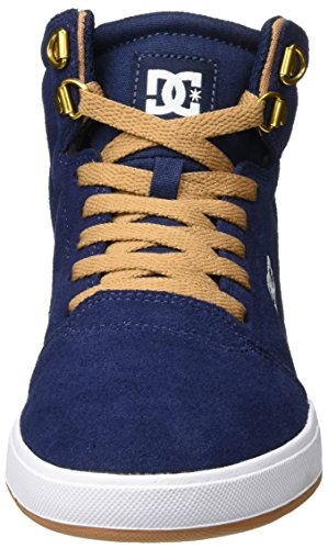 Bleu camel High Basses navy Homme Sneakers Crisis Dc Shoes qAa8xpY