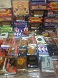 100 Vintage NBA Basketball Cards in Old Sealed Wax Packs - Perfect for New Collectors