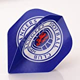 3 x GLASGOW RANGERS FOOTBALL CLUB DARTS FLIGHTS (1 SET) by PerfectDarts