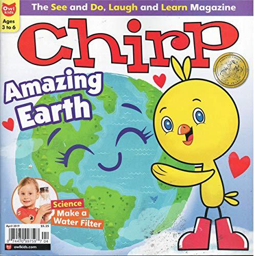 Chirp Magazine April 2019