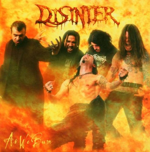 Disinter: As We Burn (Audio CD)
