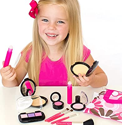 Little Cosmetics Pretend Makeup Essential Set - Light