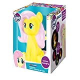 Illumi-Mates My Little Pony Official Fluttershy Bedside Lamp (One Size) (Multicolored)