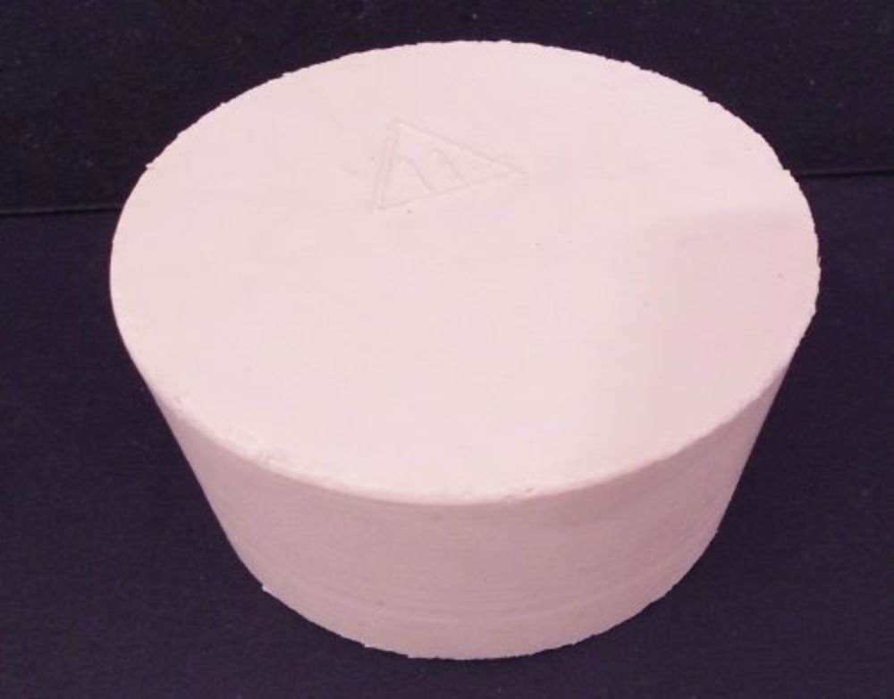 Solid Rubber Stopper #11