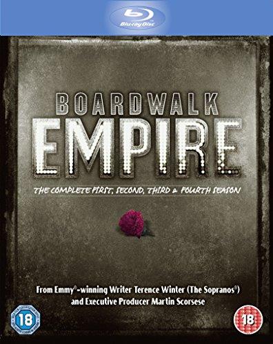 Boardwalk Empire: Season 1 - 4 (Blu-Ray Box Set) Season 1 2 3 4 Box Set