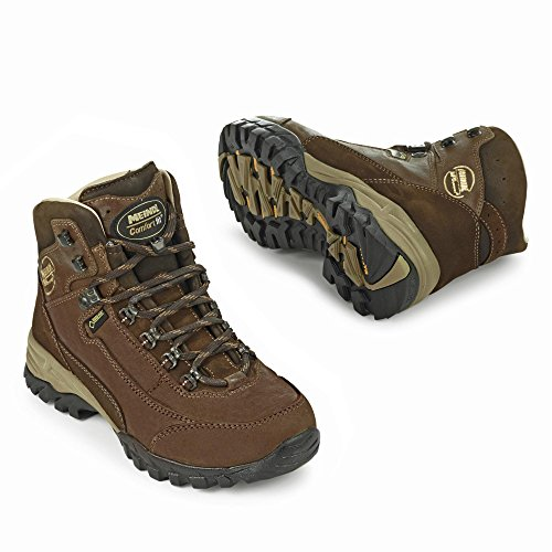 Meindl Scarpe Matrei Lady Gtx - Marrone Scuro 38 2/3