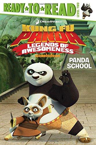 Panda School (Kung Fu Panda TV) (Kung Fu Panda 2 Story Of Po)