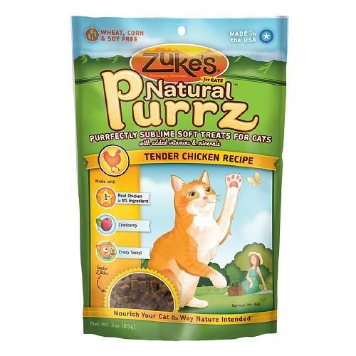 Zukes Soft Cat Treats - 4