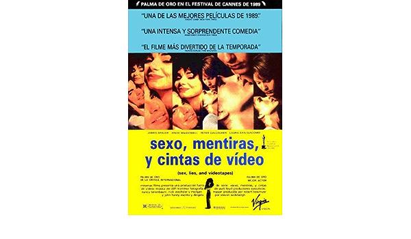 Sexo, mentiras y videocinta Póster de película 11 x 17 en ...