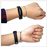 Cute-Rubber-Replacement-Accessory-Band-for-Pokmon-Go-Tcha-Wristband-One-Size-Black