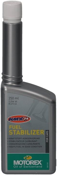 Motorex Fuel Stabilizer Kraftstoff Konservierung Alterungsschutz 250ml Auto