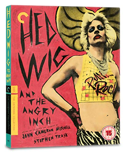 Hedwig and the Angry Inch (2001) [The Criterion Collection] [Blu-ray]
