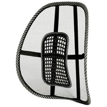 Amazon Com Relaxso Lumbar Ergonomic Cool Back Support