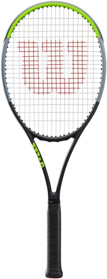Raquete de Tênis Wilson Blade 98 18x20 V7 - Stefanos Tsitsipas