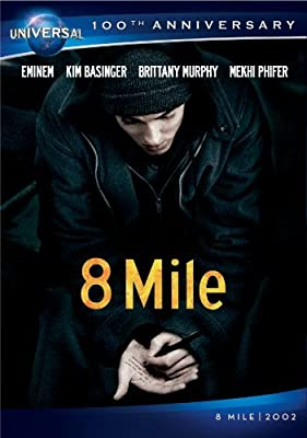 8 Mile [DVD + Digital Copy] (Universal's 100th Anniversary) by Eminem