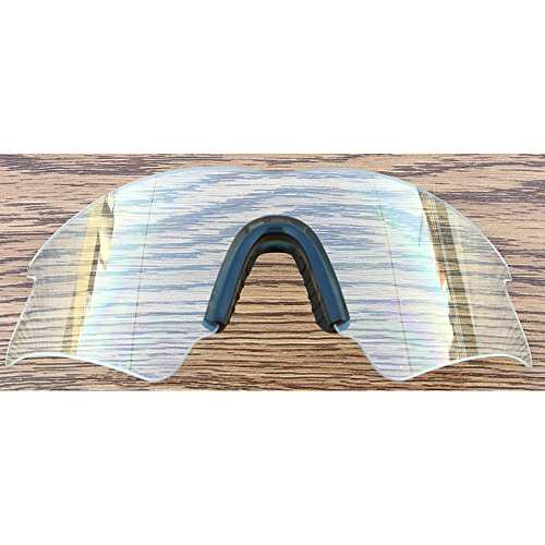 crystal clear shooting Replacement Lenses For Oakley M frame Sweep/black nose - Frame Oakley Lens Clip M