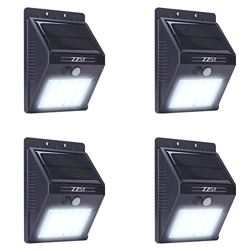 Best Solar Powered Motion Security Light in US - 8