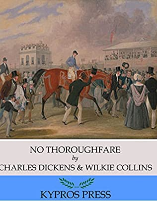 book cover of No Thoroughfare