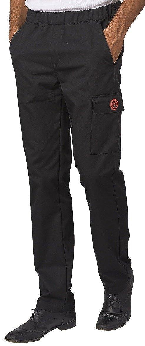 Pantalone Cuoco Masterchef Siggi L 28PA0955