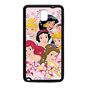 Disney cartoon princesses Cell Phone Case for Samsung Galaxy Note3