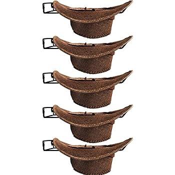 68a62be2910 YYST Cowboy Hat Rack Cowboy Hat Holder Coyboy Hat Organizer 5 PK- No Cowboy  Hat