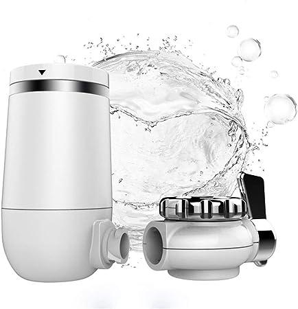 HUIGE Filtro de Agua del Grifo con Sistema de filtración de Agua ...