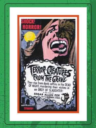 Amazon.com: Terror Creatures From The Grave: Sinister ...