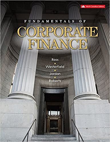 Fundamentals Of Corporate Finance 5th Edition Pdf