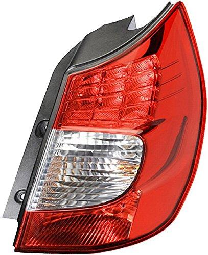 HELLA 2SK 009 467-121 Luce posteriore - LED/con tecnologia ibrida - cristallino/rosso - Dx