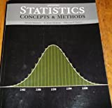 Statistics : Concepts and Methods, Monrad, 1615491147
