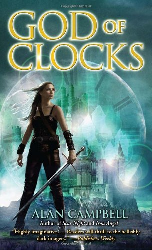 God of Clocks (Deepgate Codex)