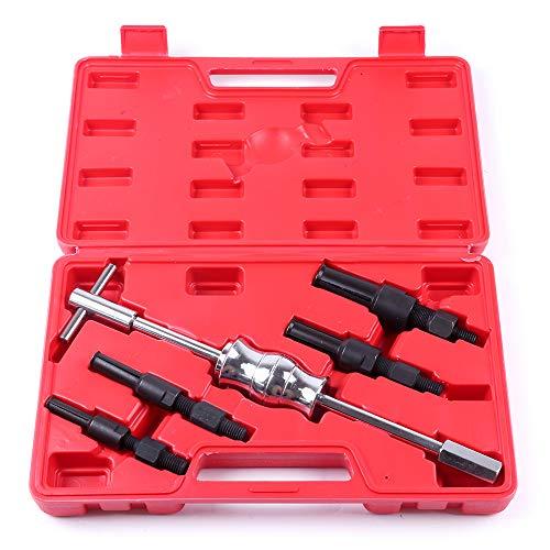 SCITOO Blind Hole Slide Hammer Pilot Inner Bearing Removal Tool Set