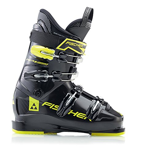 Fischer RC4 Jr 60 Thermoshape Ski Boots Kid's Sz 7.5 (Jr Kids Ski Boot)