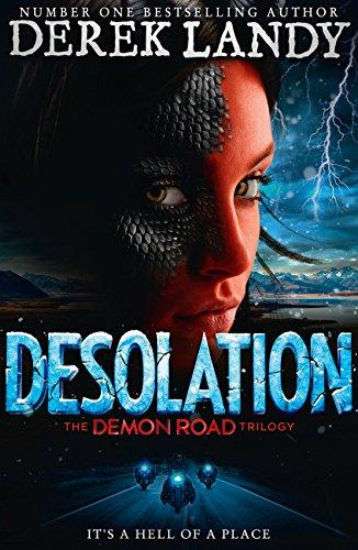 Demon Road 02. Desolation (The Demon Road Trilogy, Band 2)