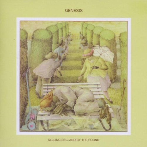 Selling England By the Pound Original recording remastered, Import Edition by Genesis (2009) Audio CD