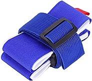Ski Strap,Nylon Ski Shoulder Carrier Holder Protect Your Ski Board from Scratch and Damage.