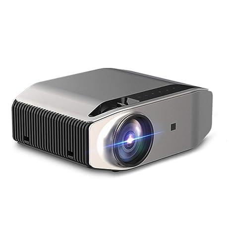 Proyector De Oficina Proyector De Video HD 173 Home Cinema LCD ...