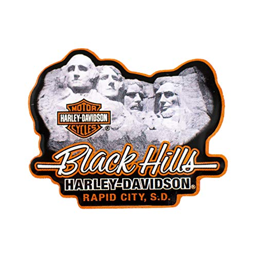 Mt Rushmore Pin - Black Hills Harley-Davidson Mount Rushmore Pin