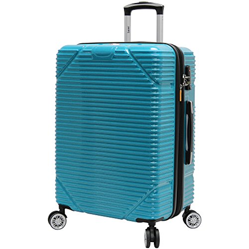 lucas-troy-hard-case-24-midsize-expandable-luggage-with-spinner-wheels-24in-teal