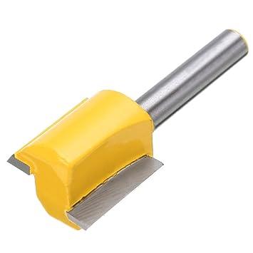 Ertianang 1 4 Shank Straight Router Bit Cutter Woodworking Milling