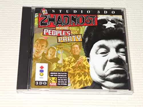 Zhadnost: The People's Party