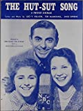 img - for HUT-SUT SONG SWEDISH SERENADE Eddie Cantor DINAH SHORE Radio NBC Sheet Music book / textbook / text book