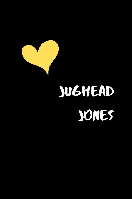 Jughead Jones Riverdale Fan Novelty Blank Lined Journal Thomas Rachel 9781077290433 Amazon Com Books