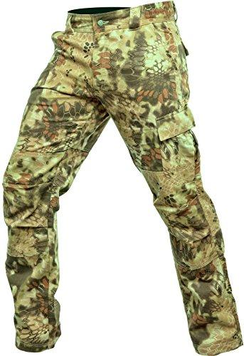 Krypek Men's Stalker Pants, Mandrake, M by KRYPTEK