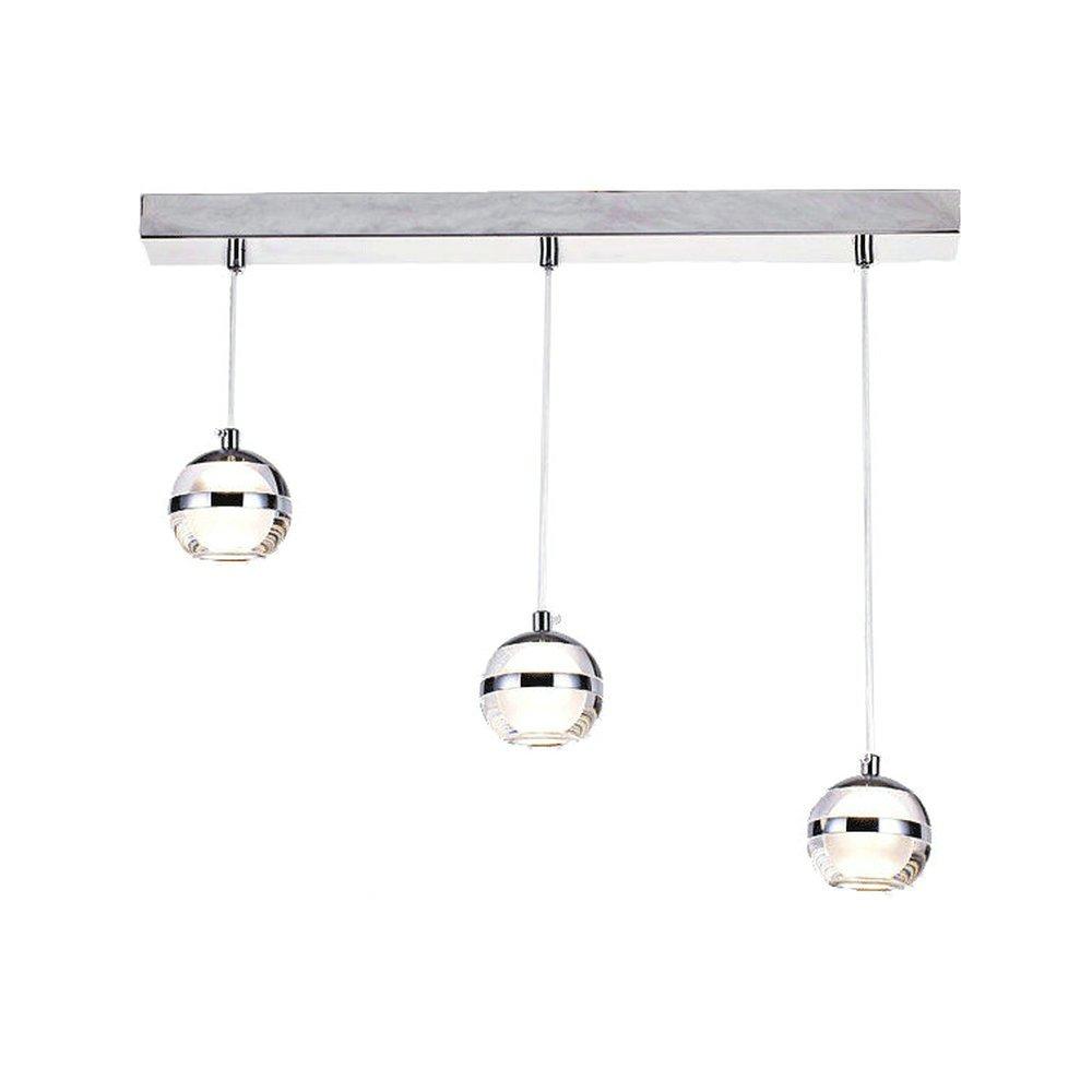 100 lightinthebox acrylic led pendant light dinggu