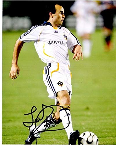 99856dc23 Image Unavailable. Image not available for. Color  Signed Landon Donovan ...